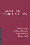 Canadian Maritime Law by Aldo Chircop