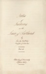 Notes of Lectures on the Law of Scotland, Vol II by George Joseph Bell